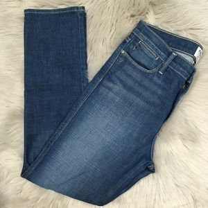 FRAME denim jeans le high straight style size 30